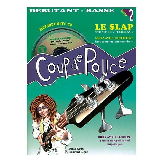 Roux Denis, Laurent Bigot : Débutant Basse Volume 2