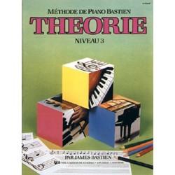 Méthode de Piano Bastien - Théorie Niveau 3