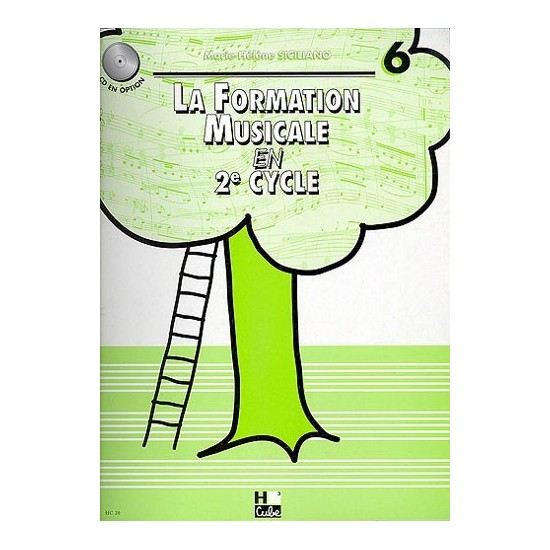 Siciliano Marie-Hélène : La formation musicale Vol.6
