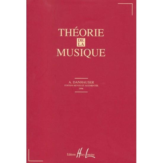 Danhauser Adolphe : Théorie de la Musique
