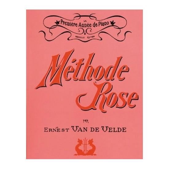 Van de Velde Ernest : Méthode Rose 1ère Année, Version Traditionnelle