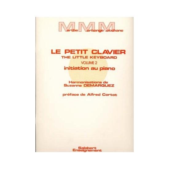 Morhange-Motchane : Le Petit Clavier Volume 2