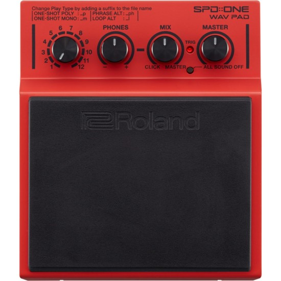 Roland SPD::ONE Wave Pad