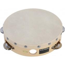 Gewa Tambourin + Cymbalettes 20cm