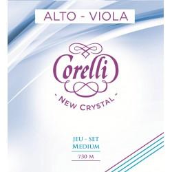 Corelli New Crystal Jeu de Cordes pour Alto