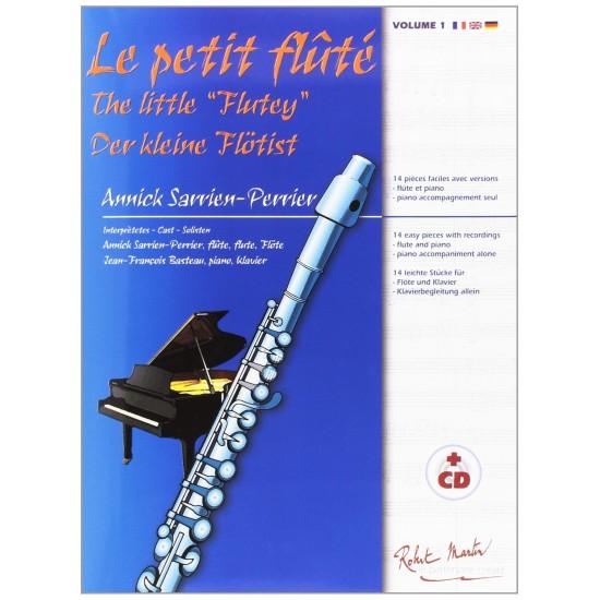 Le Petit Flûté + CD