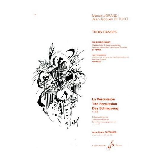 Marcel Jorand, Jean-Jacques Di Tucci : Trois Danses