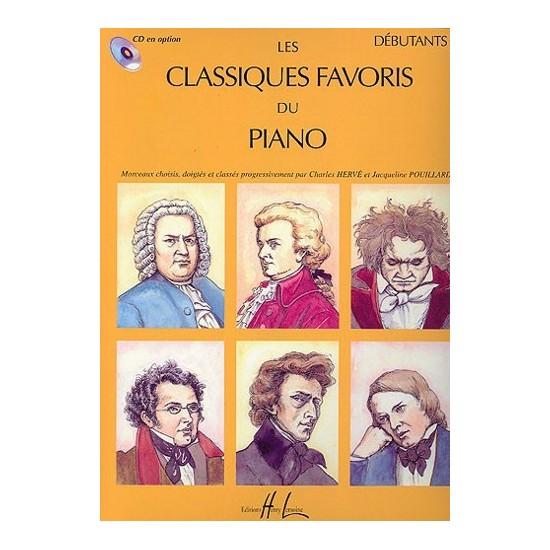 Les Classiques Favoris du Piano Vol. Débutants