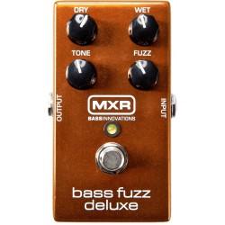 MXR M84 Bass Fuzz