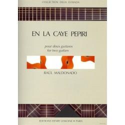 Maldonado Raul : En La Caye Pepiri