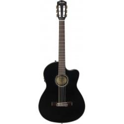 Fender CN-140SCE Black + Etui