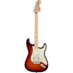 Fender Deluxe Stratocaster HSS MN Tobacco Burst