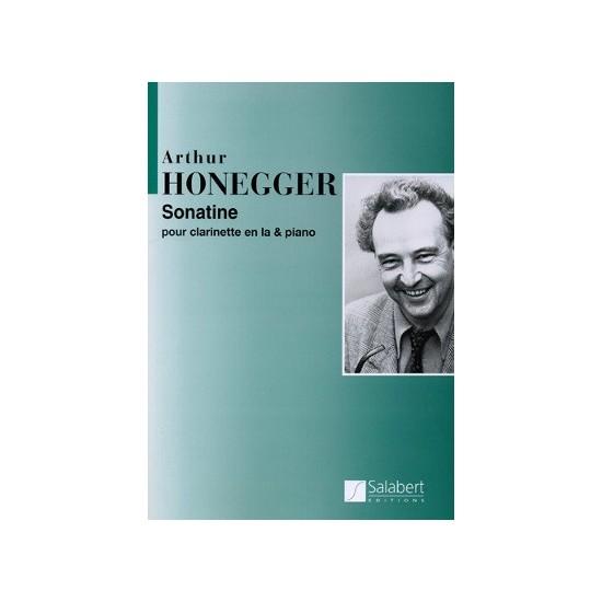Arthur Honegger : Sonatine