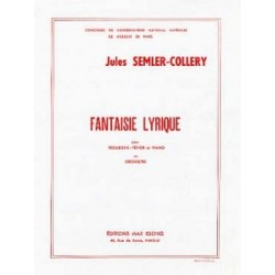 Jules Selmer-Collery : Fantaisie Lyrique