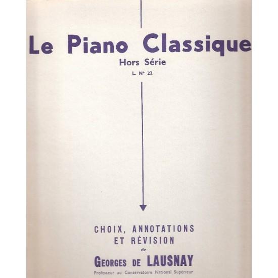 Georges de Lausnay : Le Piano Classique Hors Série n°22