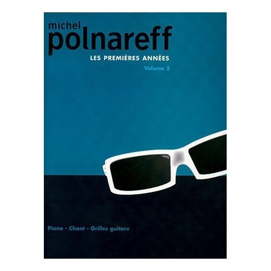 Polnareff, Michel : Les Premières Années Volume 2