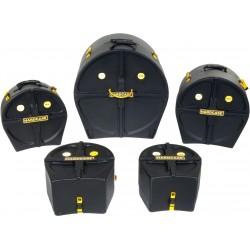 Hardcase HSTANDARD Set Étuis Batterie
