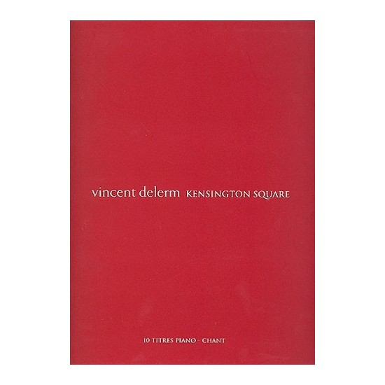Delerm Vincent : Kensington Square