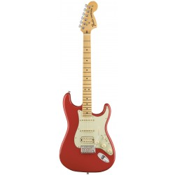 Fender American Special Stratocaster HSS MN Fiesta Red