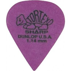 Dunlop Tortex Sharp 1,14mm