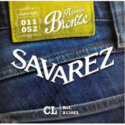 Savarez A130CL Acoustic Bronze 11-52