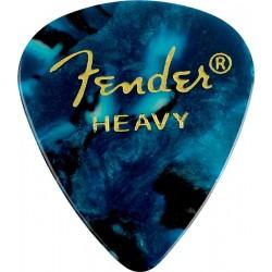 Fender 351 Ocean Turquoise Heavy
