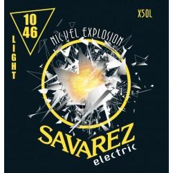 Savarez X50L Electrique Explosion Light 10-46