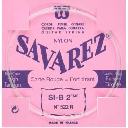 Savarez 522R Corde Si Classique