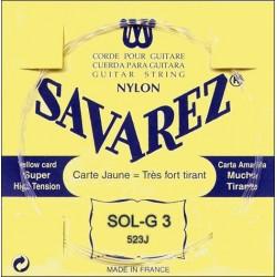 Savarez 523J Corde Sol Classique