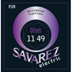 Savarez H50B Hexagonal Explosion Electric 11-49