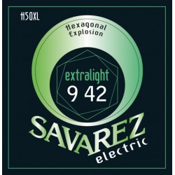 Savarez H50XL Hexagonal Explosion Electric 09-42