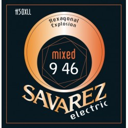 Savarez H50XLL Hexagonal Explosion Electric 09-46