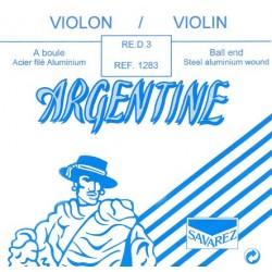 Savarez Argentine Ré Violon