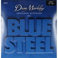Dean Markley Blue Steel Bass Light
