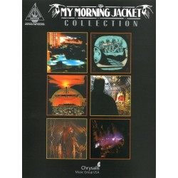 My Morning Jacket : Collection Guitare Tab