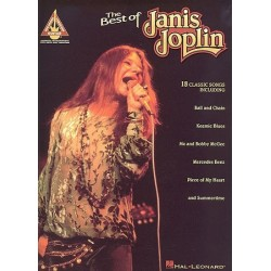 The Best Of Janis Joplin Guitare Tab