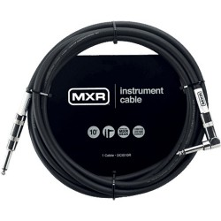 MXR Câble Jack Coudé 3M