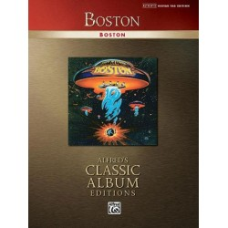 Boston : Authentic Guitar Tab
