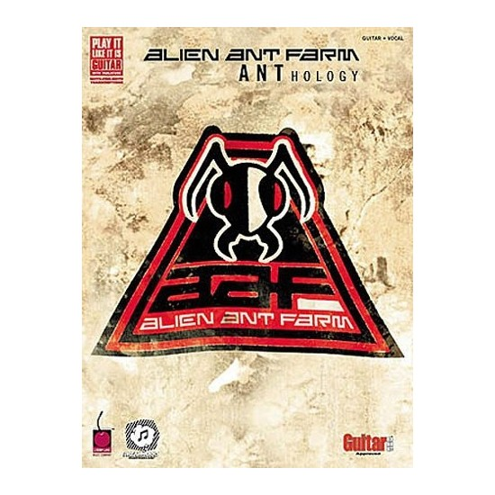 Alien Ant Farm : Anthology Guitare Tab
