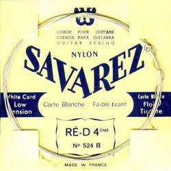 Savarez 524B Corde Ré Classique
