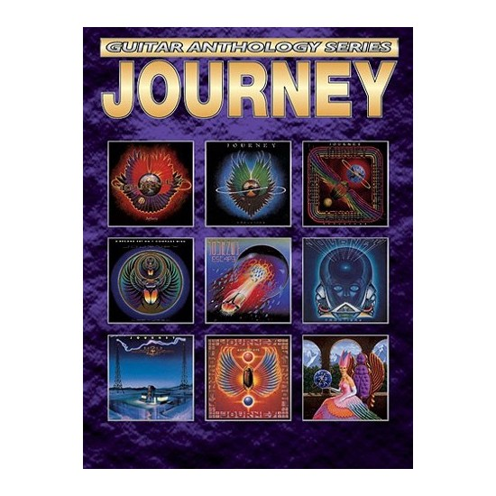 Journey : Guitar Anthology Guitare Tab