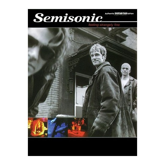 Semisonic : Feeling Strangely Fin Guitare Tab