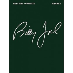 Billy Joel : Complete Volume 2 PVG