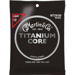 Martin MTCN160 Light 012-055