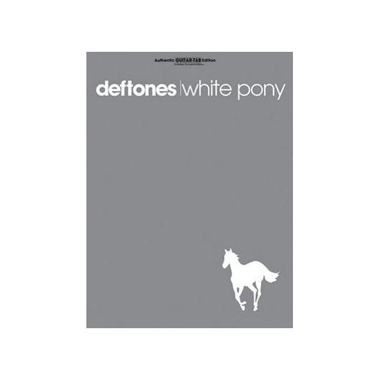 Deftones : White Pony Guitare Tab