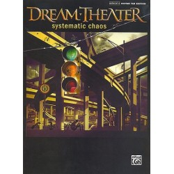 Dream Theater : Systematic Chaos Guitare Tab