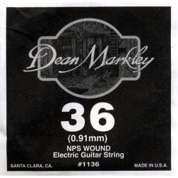 Dean Markley .036