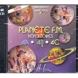 CD Marguerite Labrousse : Planète F.M. Vol.4 - Écoutes