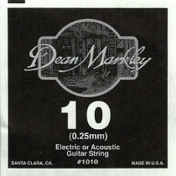 Dean Markley .010