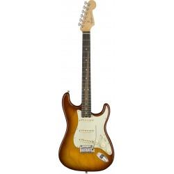 Fender American Elite Stratocaster EB Tobacco Sunburst (Ash)